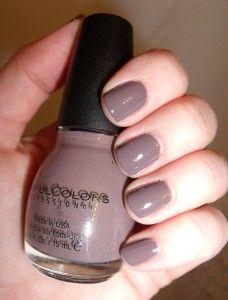 Sinful Colors Nail Polish Review & Swatch: Graine de Poivre | GirlGetGlamorous.com