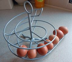 Egg Skelter - a great gift idea, before we get our chickens