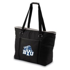 Brigham Young University Cougars Tahoe Cooler Tote - Black