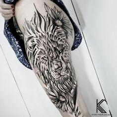 Estilo de tattoo: Kreyner La Scala fala de suas técnicas e experiências - Blog Tattoo2me