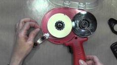 How to Refill Your ATG Gun - YouTube