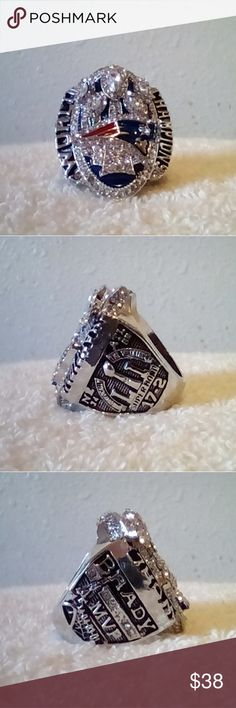 New England Patriots 2016 Collectible Ring 04215d4ec