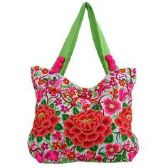Rose Garden Bag - Global Groove (B)