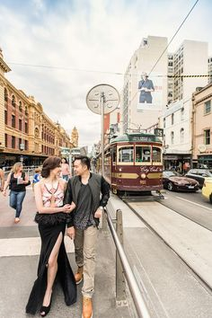 Blessed Life: Prewedding in Melbourne (Flinders Station) Photography Photos, Wedding Photography, Pre Wedding Photoshoot, Photo Location, Melbourne, Street View, City, Photo Ideas, Blessed