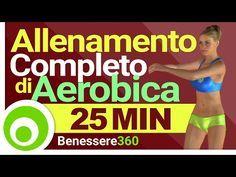 Come Tonificare il Corpo: Total Body Workout di 20 Minuti - Allenamento Completo a Casa - YouTube