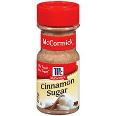 McCormick Cinnamon Sugar, Ounce * Additional details found at the image link : Fresh Groceries Fresh Fruit Salad, Fruit Pie, Spice Labels, Baking Soda Shampoo, Try On, Sugar Cookies, Gourmet Recipes, Food Print, Cinnamon
