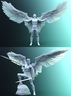 Sacrosanct is a set of 34 epic poses and expressions for Genesis 8 Males, Genesis 8 Females and Morning Star Wings. Wings, poses and expressions can be used alone or mixed and matched for different looks and combinations. Hierarchical poses are Angel Wings Art, Angel Art, Angel With Wings, Wings Of Angels, Tattoo Angel Wings, Art Poses, 3d Art, Angel Drawing, Drawing Tips