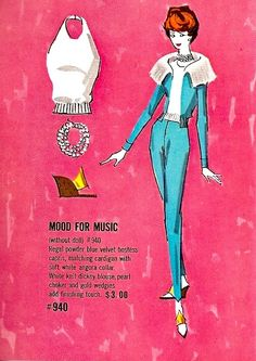Barbie - Mood for Music #940