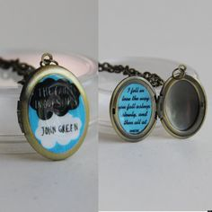 thefaultinour STraes | The Fault In Our Stars' Merchandise: Etsy Accessories Inspired By ... ________________________________ I really want this <3