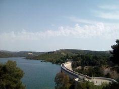 G & M - Χρώμα...Ελληνικό!:   Βόλτα εντός... Τειχών, στο φράγμα Μαραθώνα