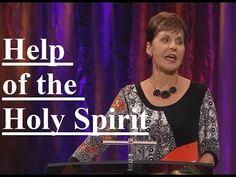 Joyce Meyer - The Help of the Holy Spirit Sermon 2017 Joyce Meyer Sermons, Joyce Meyer Quotes, Joyce Meyer Ministries, Christian Movies, Christian Faith, Ing Words, Niv Bible, Lion Of Judah, King James Bible