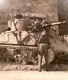 2015 (I-III) - stowarzyszenieuk. Sherman Tank, Ww2 Photos, Ww2 Tanks, World War Two, Military Vehicles, Wwii, Army, Pictures, Historia