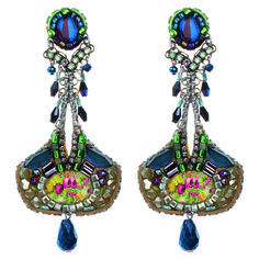 Blue Horizon Earings Ayala Bar Classic Collection Fall Winter 2016-17