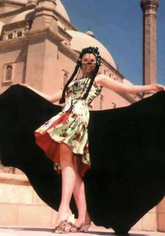 Egyptian Dancer .. Alexandrian style and Malaya leff