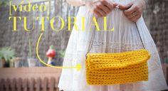 Crochet Easy and unique stitch hat tutorial - Granny Crochet Crochet Fabric, Fabric Yarn, Crochet Poncho, Crochet Stitches, Crochet Patterns, Crochet Hats, Knitting Videos, Crochet Videos, Knitting Projects