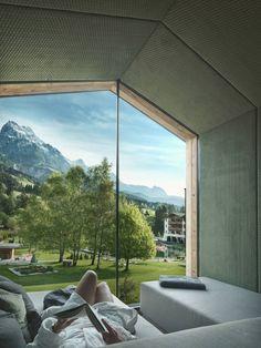 Das einzigartige Wellnesshotel in Österreich mit waldSPA - Naturhotel Forsthofgut