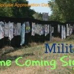 Carson Home Coming – Military Spouse Appreciation Day National Military Appreciation Month, Colorado Springs Real Estate, Military Salute, Day