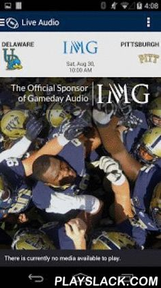 Pitt LiveWire Gameday  Android App - playslack.com , The OFFICIAL Pitt LiveWire Gameday application is a must-have for all Panthers fans. With FREE LIVE AUDIO, interactive social media, and all the scores and stats surrounding the game, the Pitt LiveWire Gameday application is a must-have. Features Include: + LIVE GAME AUDIO - Listen to free live audio for all football and men's basketball games + SOCIAL STREAM - View and contribute to real-time Instagram & Twitter feeds from the team…