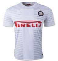 Inter Milan 2014-2015 season Away Soccer Jersey