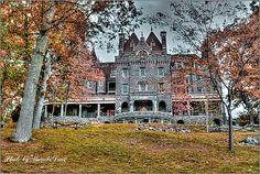 Boldt Castle - front side