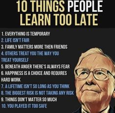 Positive Quotes, Motivational Quotes, Inspirational Quotes, Life Lesson Quotes, Life Lessons, Warren Buffet Quotes, Genius Quotes, Life Rules, Interesting Quotes
