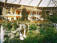 Opryland Resort, Nashville -- Best place to be for Christmas, the Rockettes and good fun.