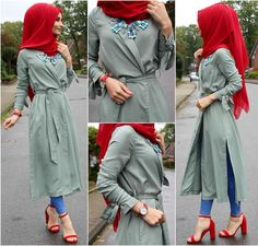 Jacket / Jacke / Ceket - @nakdfashion to get 20% off -->> hijabismydiamond20 online at na-kd.com ❤️ mal eine extravagante farb-kombi .. ☺️ Watch / Uhr / Saat - @burkerwatches to get 15% off -->> hijab15 Pants / Hose / Pantolon - Bershka Hijab / Kopftuch / Basörtü - www.misselegance.de