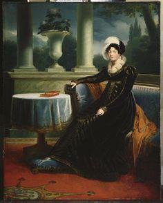 François Pascal Simon, baron Gérard, Catharina of Württemberg, Queen of Westphalia, 1808