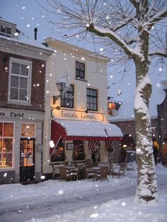 Winter in Oudewater, Utrecht, The Netherlands Winter Szenen, Winter Love, Winter Magic, Winter Season, Winter Christmas, Prim Christmas, Winter 2017, Utrecht, Vacation Places
