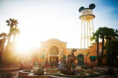 Good Morning From Walt Disney Studios Park – Paris
