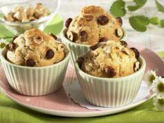 Oříškové muffiny / Nut muffins Breakfast, Fine Dining, Morning Coffee, Morning Breakfast