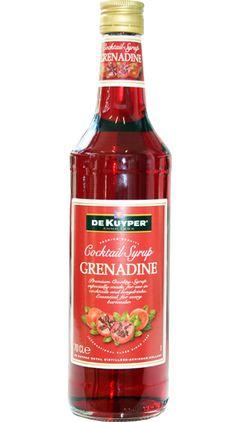 De Kuyper Grenadine Syrup (700ml)