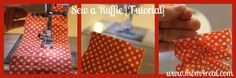 Sew A Ruffle {Tutorial} - Mom 4 Real