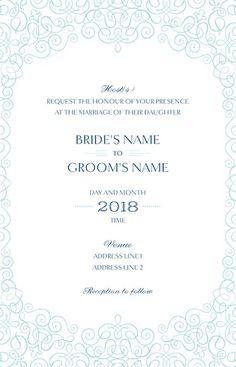 Wedding Invitations, Wedding Invitations Designs, Custom Wedding Invitations Page 3 | Vistaprint