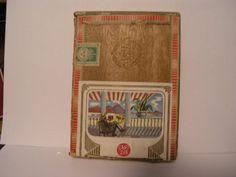 Perfekt Nr 218 Cigarill från Svenska Tobaksmonopolet tillverkat 1939-1959