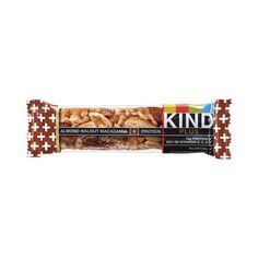 Kind Bar - Almond Walnut And Macadmia - Case Of 12 - 1.4 Oz