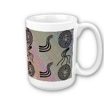 This is Ambers Squiggle mug, quality made and a fun one to enjoy that cup of tea of coffee!