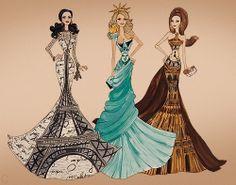 Paris, London, New York♥♥!
