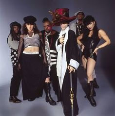 Prince & The New Power Generation: Sonny T, Tommy Barbarella, Michael Bland, Morris Hayes and Mayte Garcia. Prince Images, Pictures Of Prince, Prince And Mayte, My Prince, Prince Org, Prince Meme, Beautiful One, Beautiful People, Pretty People