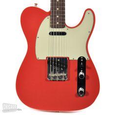 Fender Custom Shop Closet Classic '63 Telecaster - Fiesta Red