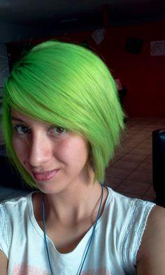 Verde Fosforescente!!!!