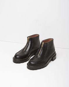 Marni zip boots