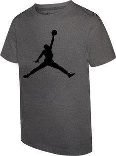 e9d578a97b585 Jordan Boys  Jumpman Logo Dri-FIT T-Shirt