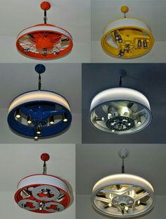 """Ls obras de """"Tinman"""" usan chatarra proveniente de vehículos de desguace, convir… The works of """"Tinman"""" use scrap from scrapping vehicles, turning them into useful products of retro dyes, such as these lounge lamps. Tire Furniture, Garage Furniture, Car Part Furniture, Automotive Furniture, Automotive Decor, Furniture Design, Car Part Art, Car Parts Decor, Garage Art"""