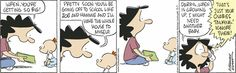 "Baby Blues Cartoon for Sep/07/2012--""I might need another baby"" Lol!!"
