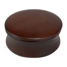 Kingsley Shave Soap Bowl with Lid Natural Wood --- http://www.my-linker.com/hop/Shave_Soap_Bowl