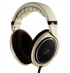Amazon.com : Sennheiser HD 598 Headphones (Burl Wood Accents) : Electronics