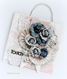 Today *Scraps Of Elegance February Kit* - Scrapbook.com
