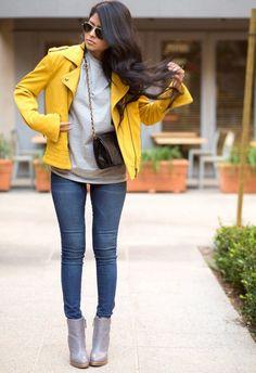 Walk in Wonderland Street Style 2017 Summer, Street Style Edgy, Autumn Street Style, Street Style Women, Style Men, Street Chic, Winter Style, Street Fashion, Casual Summer Outfits