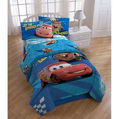Disney Cars 2 Polyester Bedding Sheet...